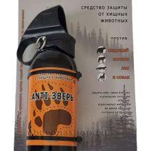 Аэрозольный распылитель «Anti-Зверь» (от медведей, волков и собак) 400 мл
