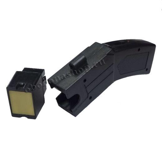 Стреляющий электрошокер Taser 2021 (Тэйзер) с фонарем, сиреной и лазерным целеуказателем